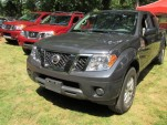 Nissan Frontier Diesel Pickup Truck: Prototype Drive Review