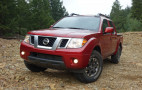 2017 Nissan Frontier Pro-4X off-road review