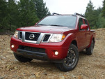 2017 Nissan Frontier Pro-4X off-road