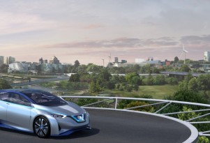 Nissan: your electric car is the fuel station of the future (video)