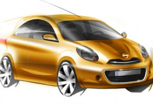 2010 Geneva Motor Show Debut For U.S.-Bound Nissan Micra