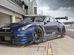 Nissan GT-R GT3 race car