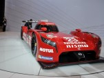 Nissan GT-R LM NISMO, 2015 Chicago Auto Show