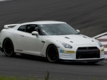 2012 Nissan GT-R Club Track Edition