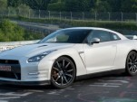 2012 Nissan GT-R 