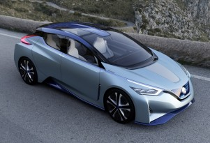 Nissan IDS concept, 2015 Tokyo Motor Show