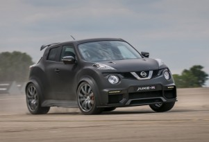 Nissan Juke-R 2.0 concept, 2015 Goodwood Festival of Speed