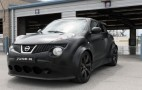 Nissan JUKE-R: First Track Drive Video