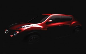 Video: Nissan Juke, Weird and Cool Like Dieter