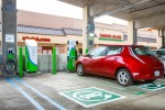 Electric-Car Fast-Charging Networks: Competition Hea