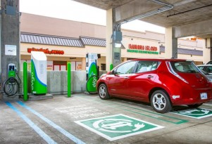 Electric-Car Fast-Charging Networks: Competition Heats Up
