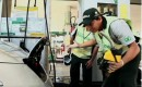 Nissan Leaf confuses gas station staff