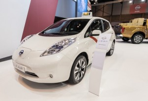 Madrid to get world's largest electric taxi fleet of Nissan Leafs