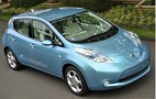2011 Nissan LEAF EV Priced At Just $25k After Tax Credit