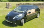 Electric Nissan Leaf hearse: greenest way to travel the last mile