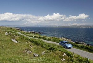 Electric Cars To Aid Scottish Independence From England?