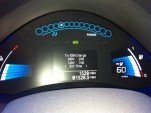 Nissan Leaf: Lost Battery Capacity