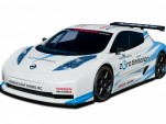 Nissan Gets Creative To Set Electric World Record In Reverse