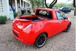 World's First Nissan Leaf Electric Pickup Truck, For Shop Use Only