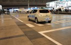 Nissan Builds Its Own Leaf-Based Autonomous Car