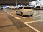 Nissan Leaf Self-Driving Car