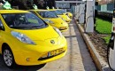 More Than 500 Nissan Electric Cars In Taxi Service Now
