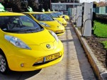DC's electric-taxi drivers have no public place to charge, they say