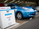 Nissan Leaf To Home System