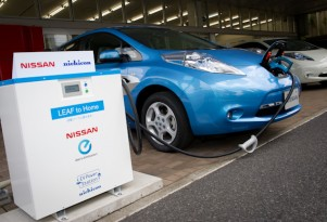 Electric Cars Used As Emergency Power: DoD Begins Tests
