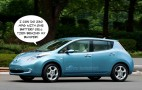 LEAF EV vs Volt MPG Showdown