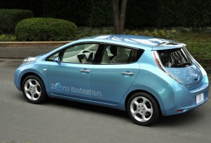 Nissan CEO: EVs Not A Competitor To Gasoline-Engine Cars