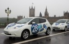 Londoners: Tweet Nissan, Go Green With Free Leaf Taxi Ride