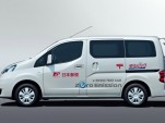 Nissan Prepares NV200 Electric Minivan For Global Trials