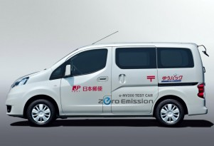 Nissan To Show Electric Van Concept At Detroit Auto Show