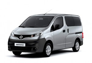 Nissan NV200 7-Passenger Van For Geneva Debut