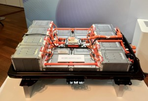 Making electric-car battery cell anodes more sustainably