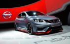 Nissan Pulsar NISMO Concept Debuts At 2014 Paris Auto Show