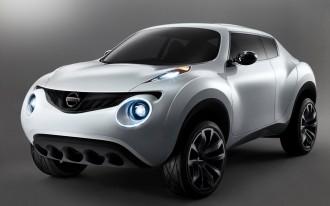 Nissan Qazana Concept at Geneva: Return of the AMC Eagle?