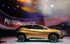 Nissan Resonance Concept Hints At The Next Murano: Detroit Auto Show Live Pictures