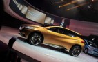 Nissan Resonance Hybrid Crossover: Detroit Auto Show Live Photos