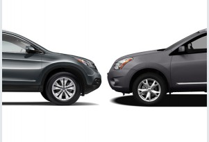 Nissan Rogue Vs. Honda CR-V: Compare Cars