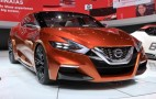 Nissan Sport Sedan Concept Debuts At Detroit, Previews 2016 Maxima: Live Photos & Video
