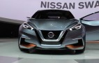 Nissan Sways Into The Future With A Hot Hatch Concept At Geneva: Video