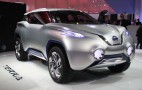 Nissan Terra Concept Live Photos And Video: 2012 Paris Auto Show
