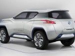 Nissan To Debut Terra Fuel Cell SUV Concept At Paris Motor Show