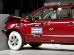 Nissan Titan IIHS crash test