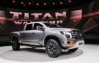 Nissan Shows Off-Road-Oriented Titan Warrior Concept: Live Photos And Video