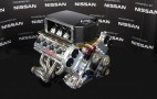 Nissan Reveals V-8 That Will Power Altima In Aussie V8 Supercars Series