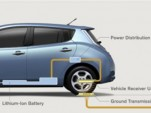 Nissan Wireless Charging system