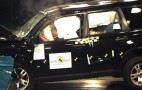 Nissan X-Trail scores four stars in Euro NCAP crash test